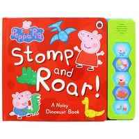 Peppa Pig Stomp And Roar