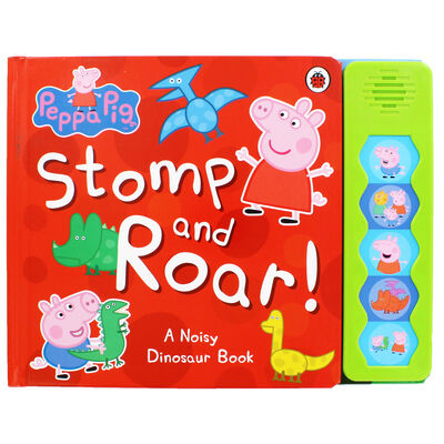 Peppa Pig Stomp And Roar image number 1