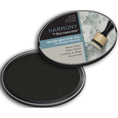 Harmony by Spectrum Noir Water Reactive Dye Inkpad - Smoke Plume image number 3