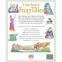 DK A First Book of Fairy Tales
