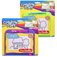 Creative Play Magnetic Sketcher