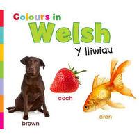 Colours in Welsh : Y lliwiau