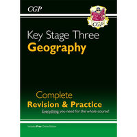 KS3 Geography: Complete Revision & Practice