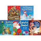Santa's Sweet Stories: 10 Kids Picture Books Bundle image number 3