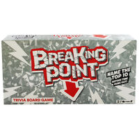 Breaking Point: Trivia Board Game