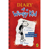 Diary of a Wimpy Kid: 8 Book Collection