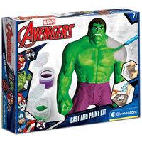 Marvel Avengers Hulk Cast and Paint Kit