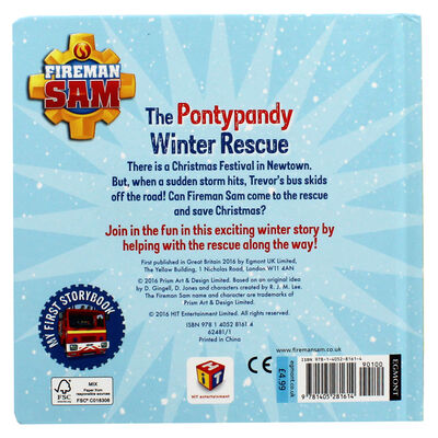 Fireman Sam: The Pontypandy Winter Rescue image number 3