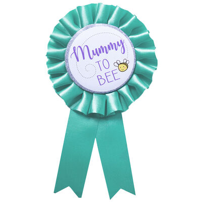 Baby Shower: Mummy To Bee Badge image number 2