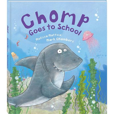 Chomp Goes to School image number 1