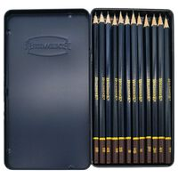 Boldmere Graphite Pencils: Pack of 12