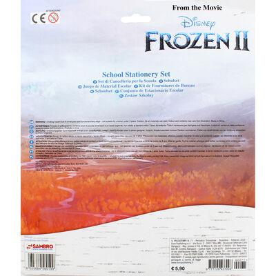 Disney Frozen 2 School Stationery Set image number 3