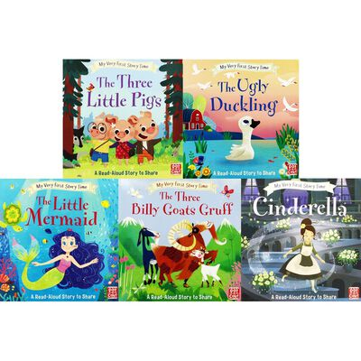 Story-Time Classics: 10 Kids Picture Books Bundle image number 3