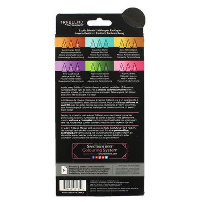 Spectrum Noir TriBlend - Exotic Blends - 6 Pack image number 2