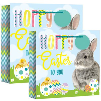 Easter Bunny Gift Bag Bundle image number 1