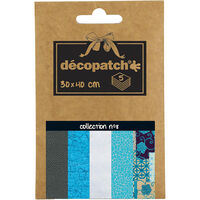 Decopatch Pocket Papers - Collection 8