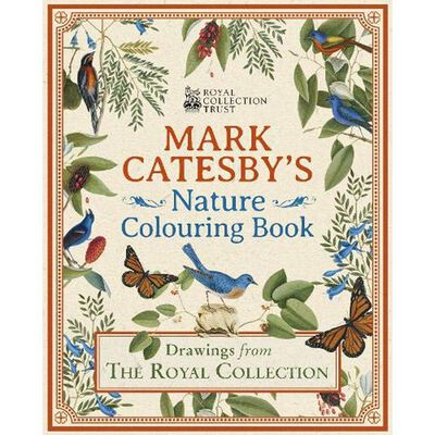 Mark Catesbys Nature Colouring image number 1