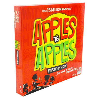Apples To Apples Party in a Box Game image number 1