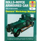 Haynes Rolls Royce Armoured Car Manual image number 1