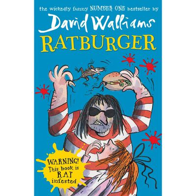 The World of David Walliams: 6 Book Box Set image number 5