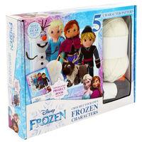 Disney Frozen: Crochet Your Own Frozen Characters