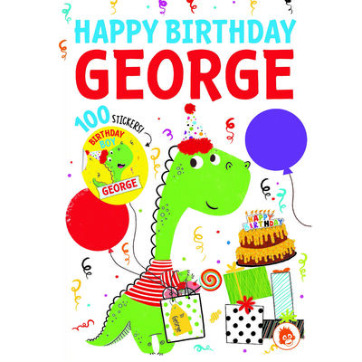 Happy Birthday George image number 1