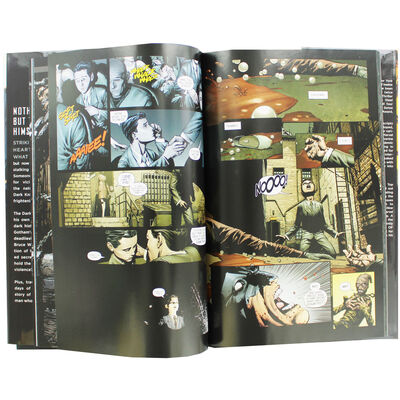 Batman The Dark Knight: Cycle of Violence - Volume 2 image number 3