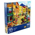 Harbour View 500 Piece Jigsaw Puzzle image number 2