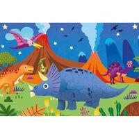 Dinosaur Land 50 Piece Jigsaw Puzzle