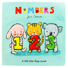 Numbers Life-the-Flap Board Book image number 1