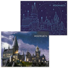 Harry Potter Glow In The Dark 300 Piece Jigsaw Puzzle image number 2