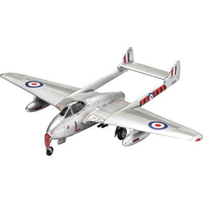 Revell Vampire F Mk-3 Model Kit image number 2
