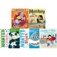 Animal Friend Adventures: 10 Kids Picture Books Bundle