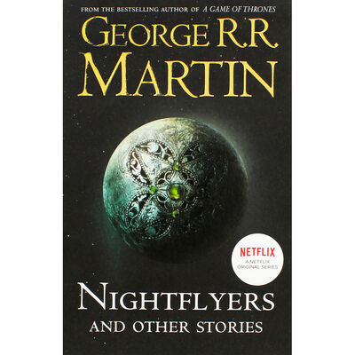 Nightflyers and Other Stories: TV Tie-In image number 1