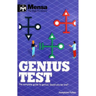 Mensa Genius Test image number 1