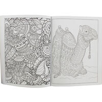 Art and Soul Calming Colouring Book