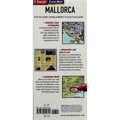 Insight Flexi Map: Mallorca image number 2