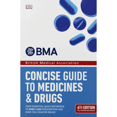 BMA Concise Guide to Medicines & Drugs image number 1