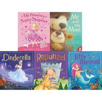 Princess Sleepovers: 10 Kids Picture Books Bundle