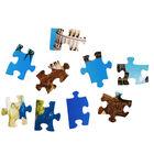 World Landmarks 100 Piece Jigsaw Puzzle image number 4