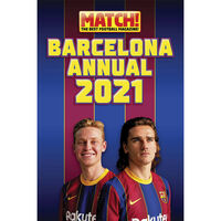 The Match! Barcelona Annual 2021