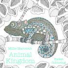 Millie Marotta's Animal Kingdom Pocket Colouring image number 1
