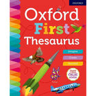 Oxford First Thesaurus image number 1