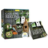A Guide To Garden Birds Gift Set