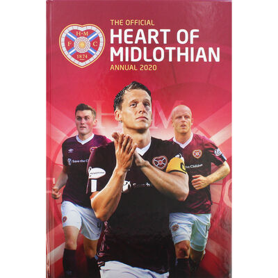 The Official Heart of Midlothian Annual 2020 image number 1