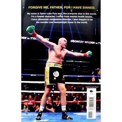 Tyson Fury: Behind The Mask Autobiography image number 3