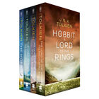 The Lord of the Rings & the Hobbit: 4 Book Box Set image number 1
