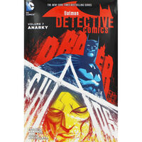 Batman Detective Comics: Anarky - Volume 7