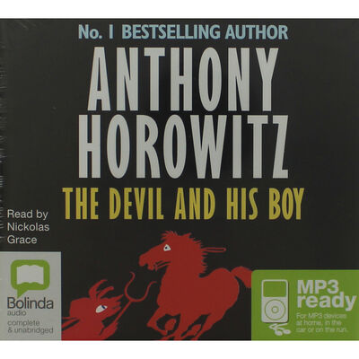 The Devil and his Boy: MP3 CD image number 1