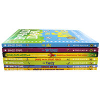 Roald Dahl The Plays: 7 Book Collection